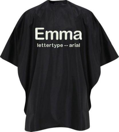 kapmantel borduren met naam emma
