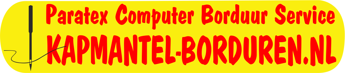 paratex computer borduur service logo