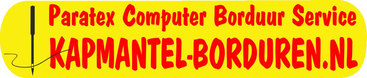 paratex computer borduur service logo